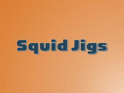 Squid Jigs