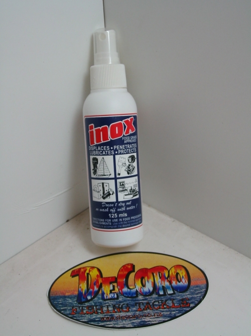 Inox Tackle Lube - 125ml