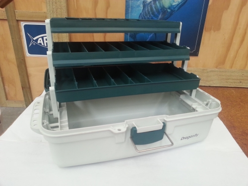 Dragonfly 3 Tray Tackle Box