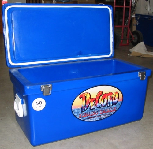 DECORO 50L Deluxe Ice Box