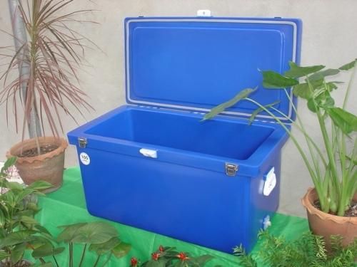 DECORO 105L Deluxe Ice Box
