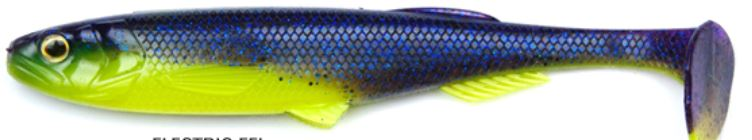 Pro Lure XL Shad Electric Eel