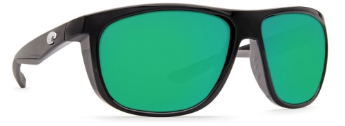 Kiwa Shiny Black Green Mirror 580G