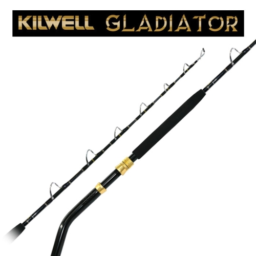 Kilwell Gladiator 24-37 DBB Game Rod