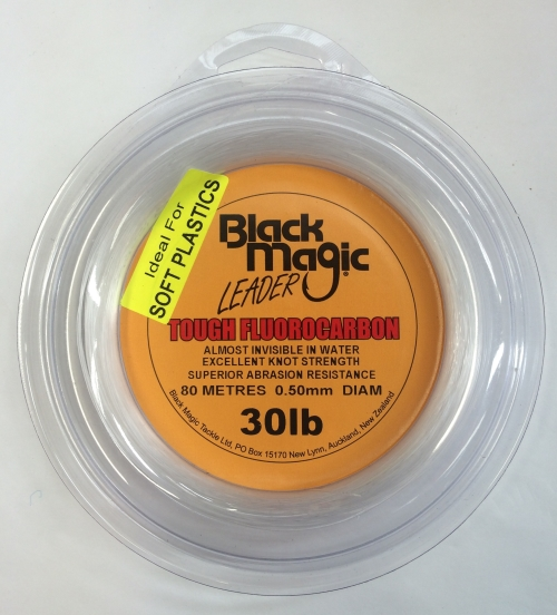 Black Magic Flurocarbon 30 lb