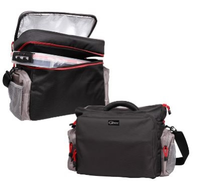 Catch 5 Compart Tackle Bag with Cooler