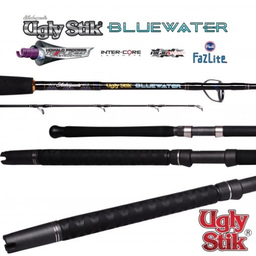 Ugly Stick Bluewater 6'9 MH 6-10kg Rod