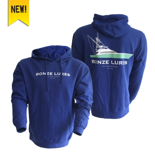 Bonze Carolina Flare Hoodie - Medium