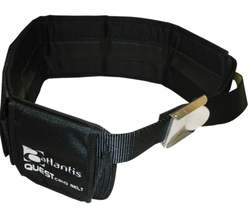 Atlantis Quest Comfo Weight Belt - 4 Pocket