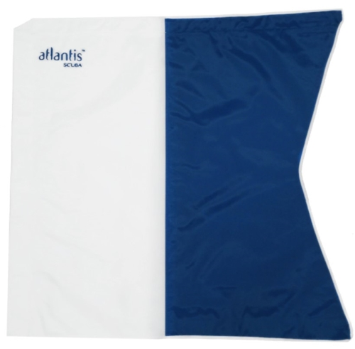 Atlantis Dive Flag Only